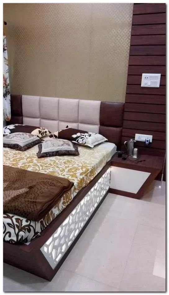 Mr Lalit Sharma S Residence In Kharghar Minimalist Living: Pin On Bed