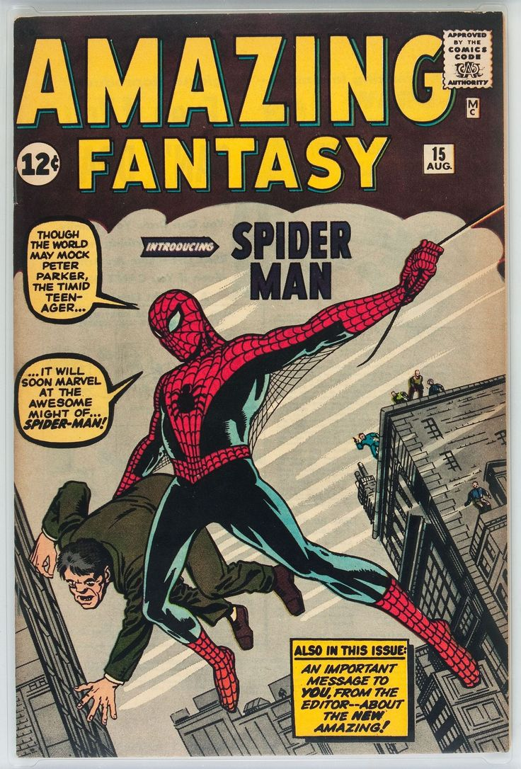 Amazing Fantasy #15 Equals Big Money At Recent ComicConnect Auction