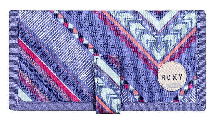 peněženka Roxy Tropical Drift - PMK7/Ax Vertical Arrow Combo Chambray - Snowboard shop, skateshop - blackcomb.cz