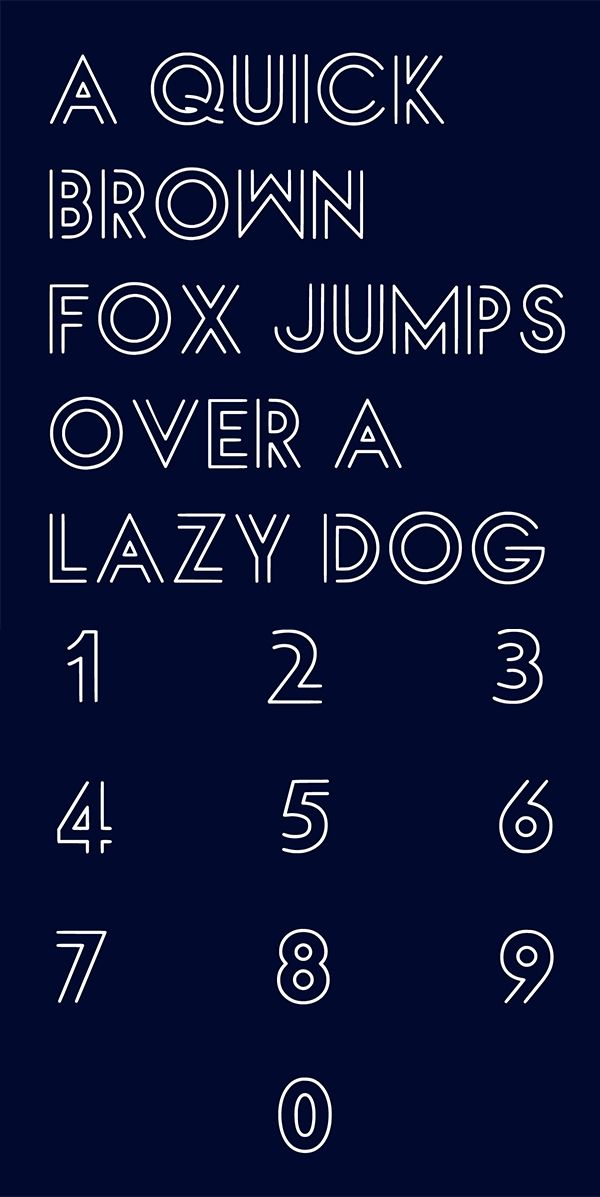 21 Fresh Free Fonts For Graphic Designers Typography Fonts