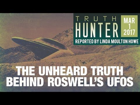 The Unheard Truth Behind Roswell's UFOs | FREE Episode of Truth Hunter w/Linda Moulton Howe - YouTube