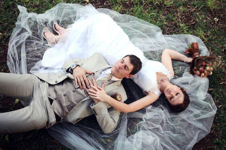 20 February 2016 - Pieter & Izel Hattingh - Bride's bouquet & Groom's boutonniere