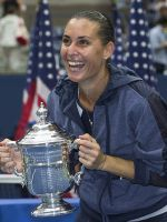 U.S. Open Champ Flavia Pennetta Quits While She's Ahead #refinery29