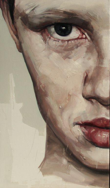 "Saatchi Online Artist: Giorgio Pignotti; Oil, Painting ""Ts05"""