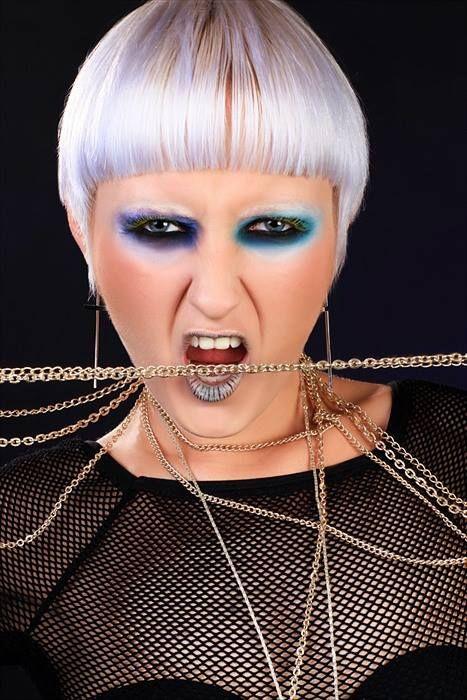 Model - Natalia Selevanova :: Photographer - James Ryder :: Make-up - Madison Williams :: Art Director - Aly Ryder :: Production Supervisor - Sheena Cuccia :: Copyright RYDER make-up labs LLC