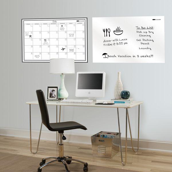 Great Classroom Decor ~ Great classroom decor idea a huge dry erase calendar and