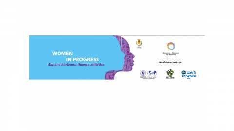 Approvato dal MIUR il nostro progetto Women in Progress: nelle scuole di Copertino per diffondere la cultura d'impresa sul territorio mixando le competenze delle associazioni WIP, The Qube e Fidapa