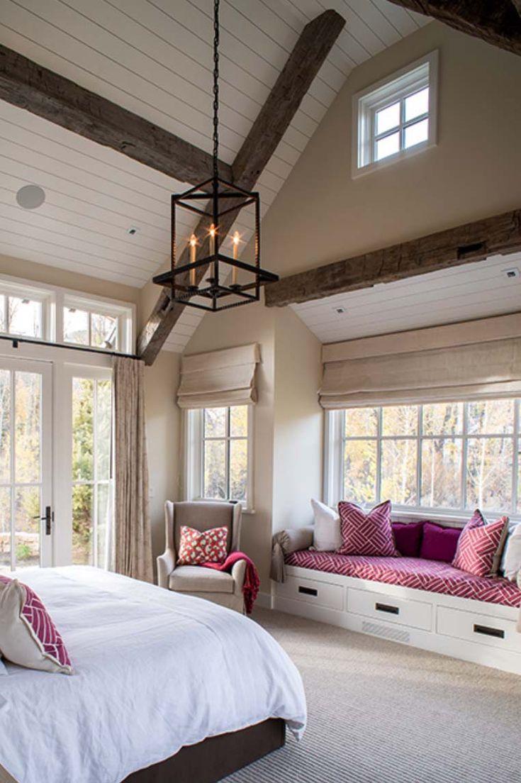Best 25+ High ceiling bedroom ideas on Pinterest ...