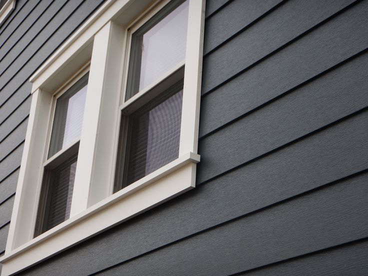 This Royal Celect Siding Around The Window With Azek Trim Or Pvc Trim Get Free Quote For This