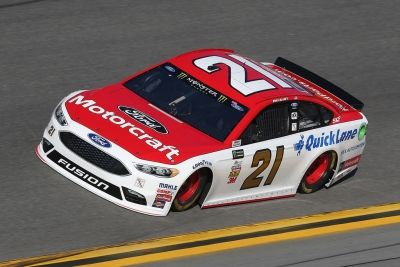 Fast Qualifying Lap At Daytona Earns Blaney His 12th Top-10 Start of 2017 #NASCAR