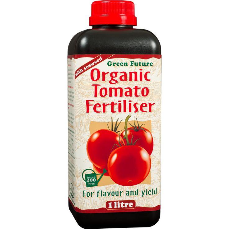 Green Future - Organisk tomatgödning 1 Liter #Tomatgödning #Näring #Organisk