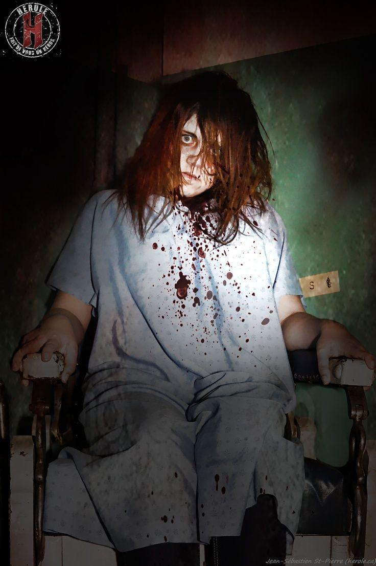 The 25+ best Insane asylum halloween ideas on Pinterest   Spooky ...