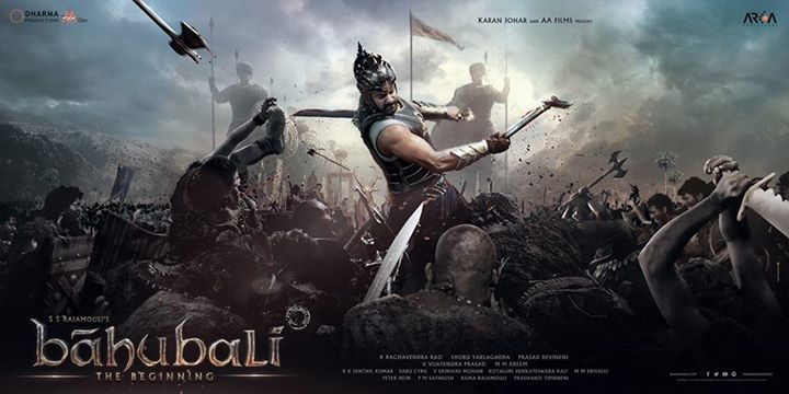 The uncrowned prince, loved by his people  #Baahubali #LiveTheEpic