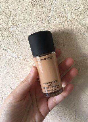 À vendre sur #vintedfrance ! http://www.vinted.fr/beaute/maquillage/33069265-fond-de-teint-mac-studio-fix-fluid