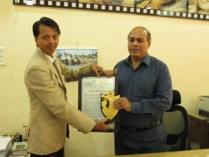 Mumbai Filmcity held Maximum shooting in single day on multiple location set world records ( http://www.worldrecordsindia.com )