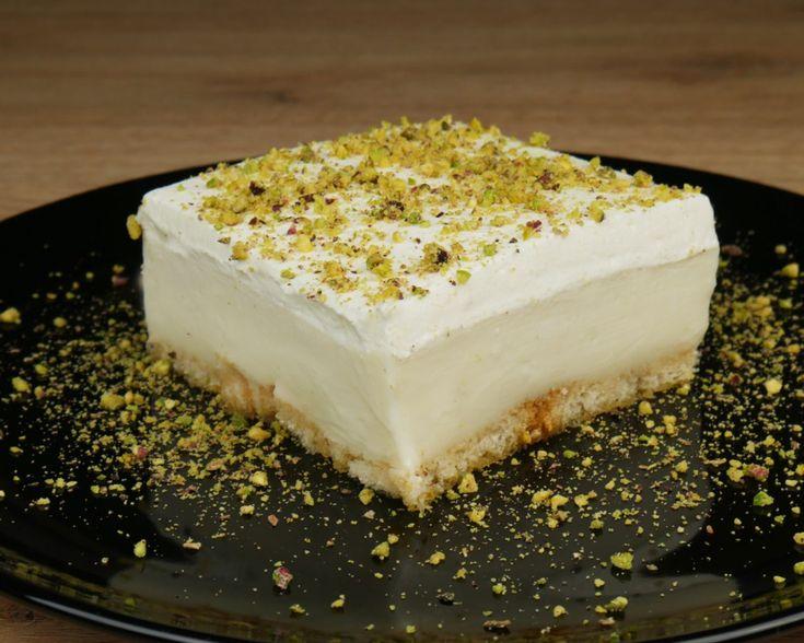 Νηστίσιμο γλυκό ψυγείου (Εκμέκ με τον δικό μας τρόπο) – foodaholics.gr