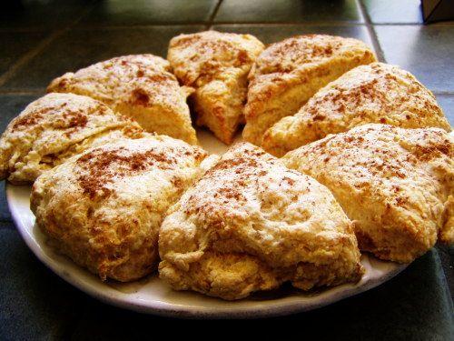 Cinnamon Scones | Recipes | Pinterest
