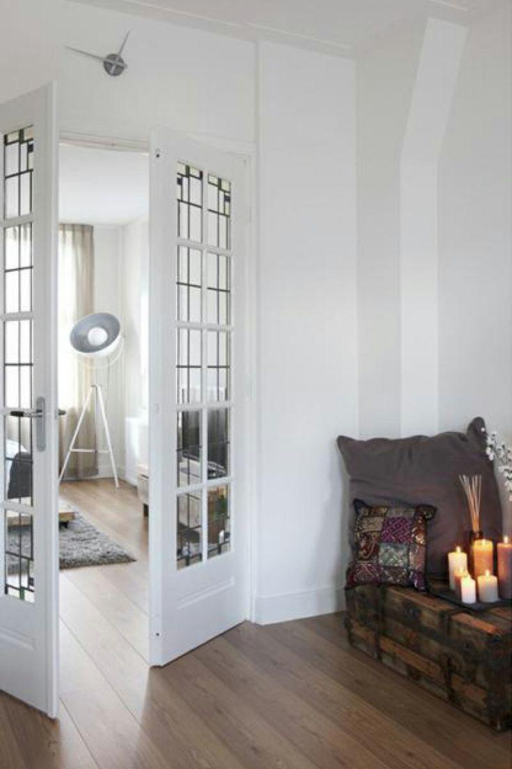 #woonkamer #interieur #tussendeur #kamer-en-suite #inrichting