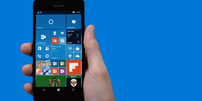 Lenovo Doubts Microsofts Commitment to Windows 10 Mobile #tech #news