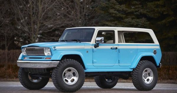 Based on existing models, Jeep's latest concepts range from retro-inspired to rugged and futuristic.