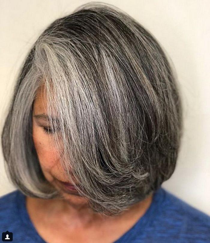 Classic Medium Bob Haircuts 2018 2019 For Older Women Bob Hairstyles Older Women Hairstyles Hair Styles