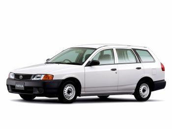 Mazda Familia Van '06.1999–2006