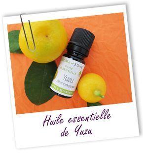 L'huile essentielle de Yuzu, rare, issue d'une hydrodistillation, est non photosensibilisante. Aux propriétés relaxantes, elle est utile en cas de stress, anxiété et fatigue. Egalement tonifiante, elle renforce la confiance en soi et respirer son parfum éloigne la fatigue. Son odeur très fine d'agrume, très prisée en parfumerie, proche du citron vert, parfumera délicieusement vos soins cosmétiques maison.