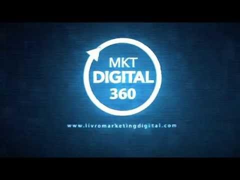 """Um vídeo disruptivo anuncia um livro inovador #marketingdigital360 Veja o trailer do lançamento do livro """"Marketing Digital 360"""""""
