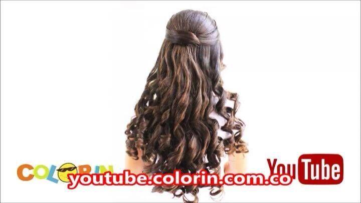 Un pequeño resumen de #soyluna  aprende hacer ondas con papel aluminio #hair #hairstyle #hairstyles #braid #braided #peinadosvideos #peinado http://ift.tt/2fcwK7Q