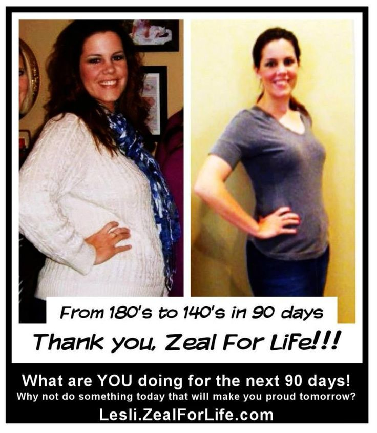 Zeal for Life 90 Day Challenge - Weight Loss Success Story | Inspiration | Motivation http://www.ericahe.zealforlife.com