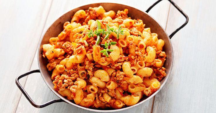 Thyme and Sage Macaroni | Recipe for Kenwood by Eugene Hamilton