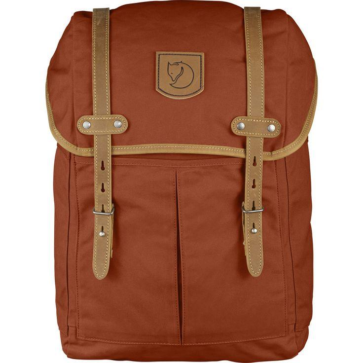 Fjällräven Rucksack No. 21 Medium Backpack | Autumn Leaf