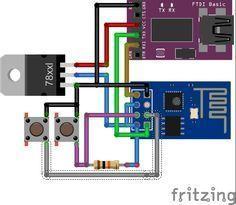 how to write a websocket server arduino