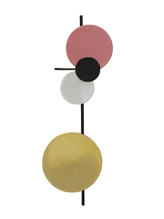 Lampe Planet, Places and Spaces, design Mette Schelde (Le Bon Marché Rive Gauche)