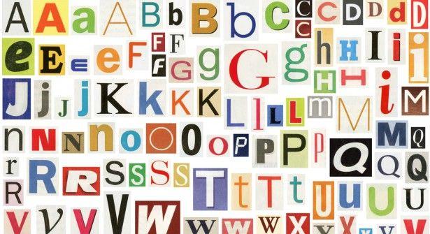 Des alphabets gratuits à télécharger...