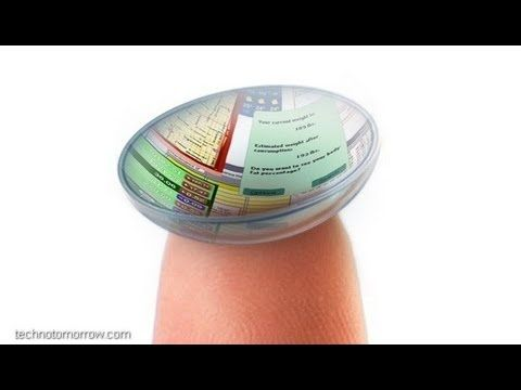 Sight: Contact Lenses with Augmented Reality. Futuristic Video. Sight Seeing by Sight Systems. Augmented Reality in a Contact Lens. A short futuristic film b...