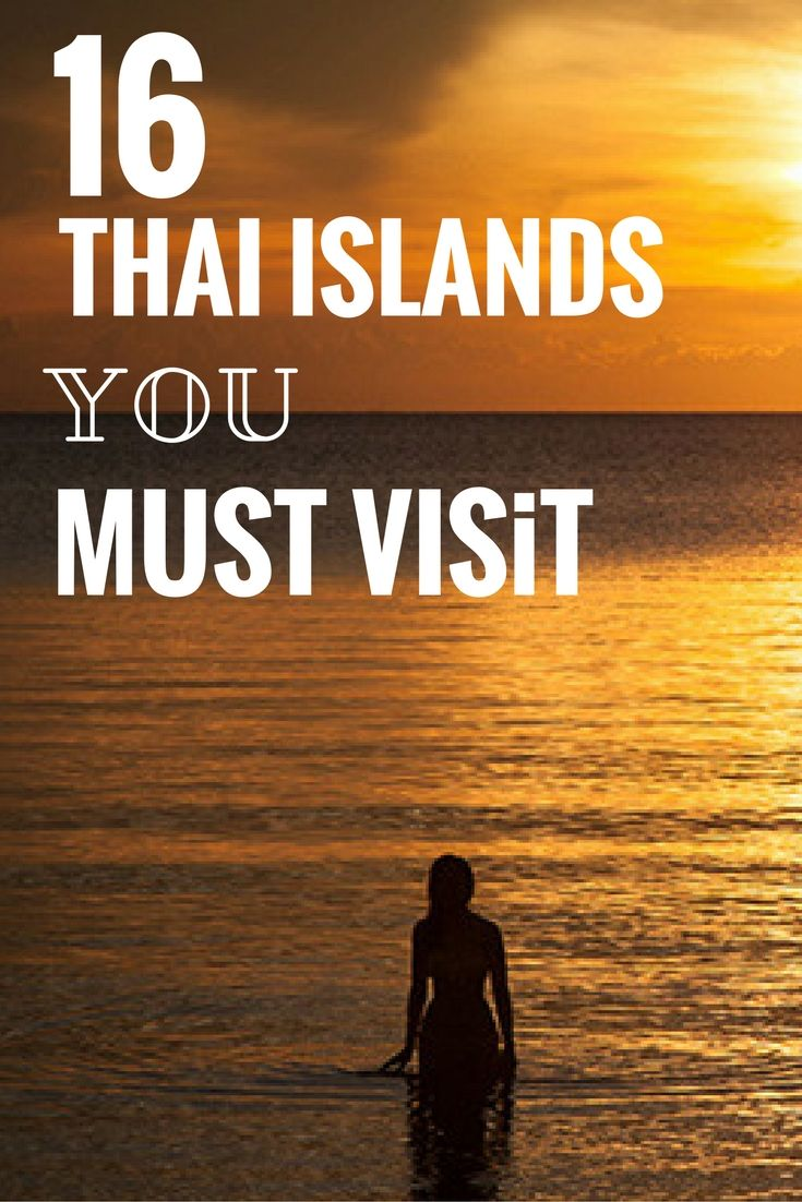Thailand offers hundreds of islands. How to choose? these are the best islands in Thailand.