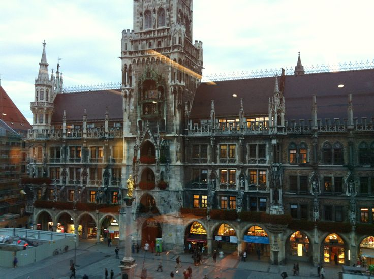 """Project """"Imageen"""" - workshop held in Munich (October 29th, 2013)"""