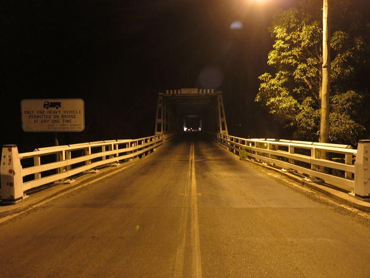 Morpeth Bridge - Morpeth NSW