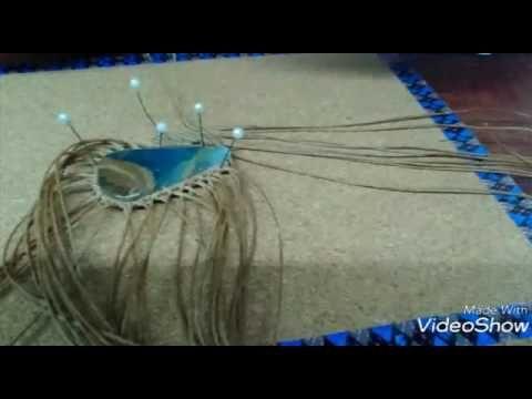 Collar MACRAME PARTE 2 - YouTube
