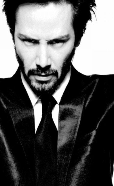 Keanu Reeves.Okay he may not be attractive now but most definitely was!How I miss the Speed and Matrix days.sigh..
