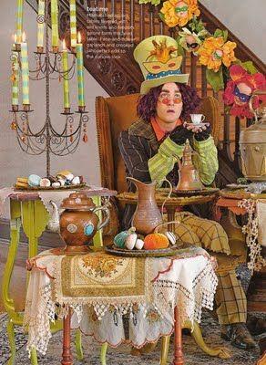 MadCurious Sofas, Curioussofa Com Blog, Hatters Teas, Decorating Ideas, Alice In Wonderland, Tea Parties, The Mad Hatter, Teas Parties, Go Ask Alice