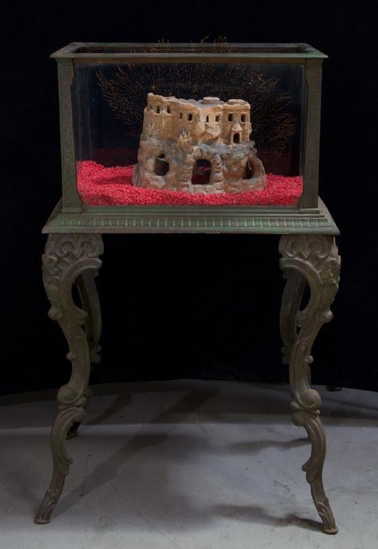 30 best antique aquariums images on pinterest fish tanks. Black Bedroom Furniture Sets. Home Design Ideas