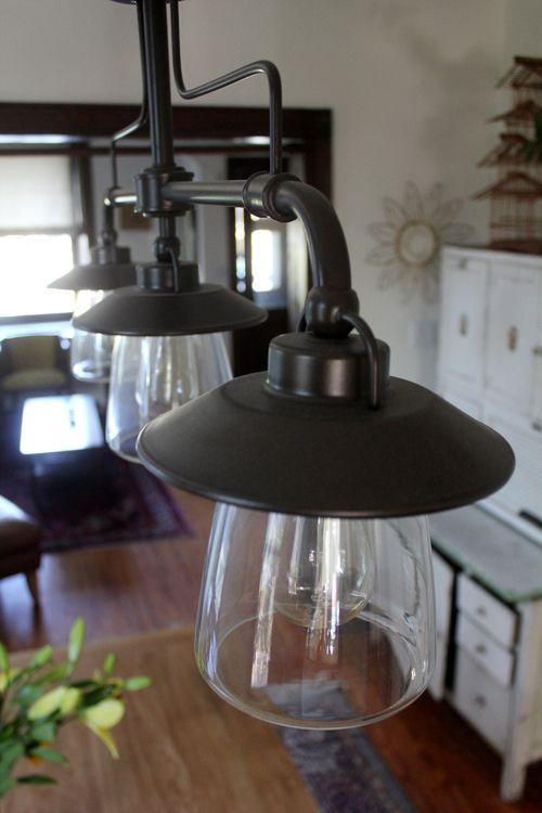 Farmhouse Pendant Lights Lowes