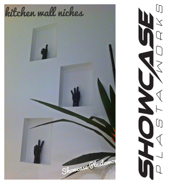 Wall niches #plaster #gyprock #melbourne #tradie #showcaseplastaworks #csr #boral #plastering