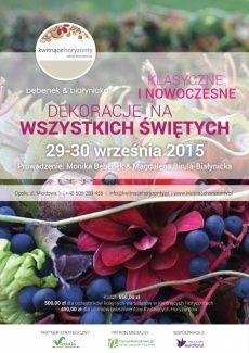 Kwitnące Horyzonty-Szkoła Florystyczna zaprasza na warsztaty florystyki pogrzebowej. Dużo inspiracji, pomysłów i sposobów wykonywania i prezentacji prac.
