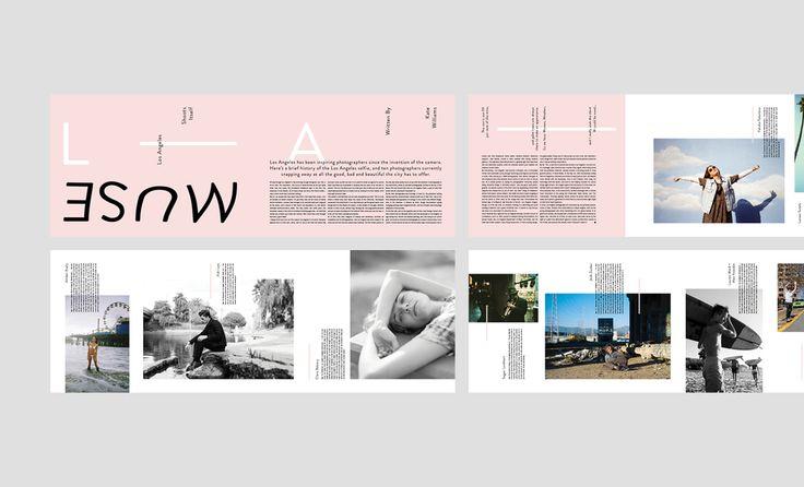 Editorial Design— L.A. Muse, Monster Children No.45