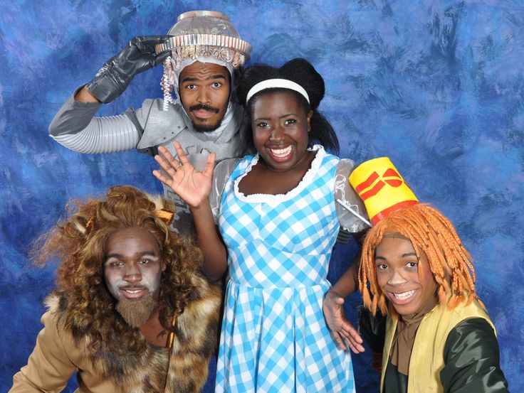 The Wiz' at Montgomery College's Summer Dinner Theatre by Ramona ...