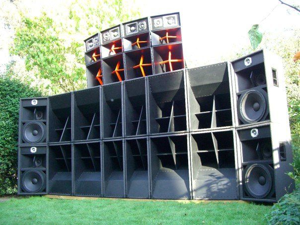 17 Best Images About The Only Good System Is A Soundsystem