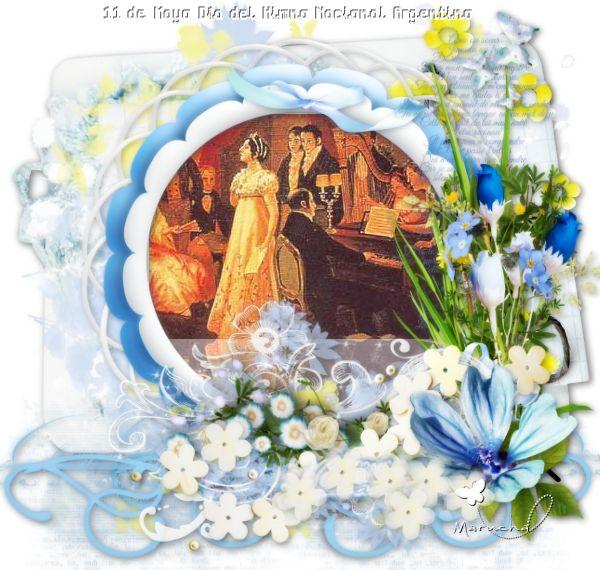 La casita del hornero 2: 11 de Mayo: Día del Himno Nacional Argentino